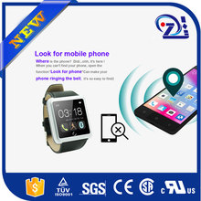 Smart Wrist Watch Phone Mate Bluetooth for Samsung iPhone 6 IOS Android Apple