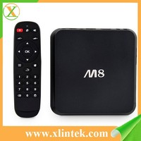 2015 best selling M8N tv box free sex porn youtube M8 4K Satellite TV android blu ray player