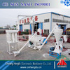 SZLH304 Cow farm small feed mill plant for fodder pellet making