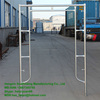 Mobile shoring towers vertical scaffolding frames