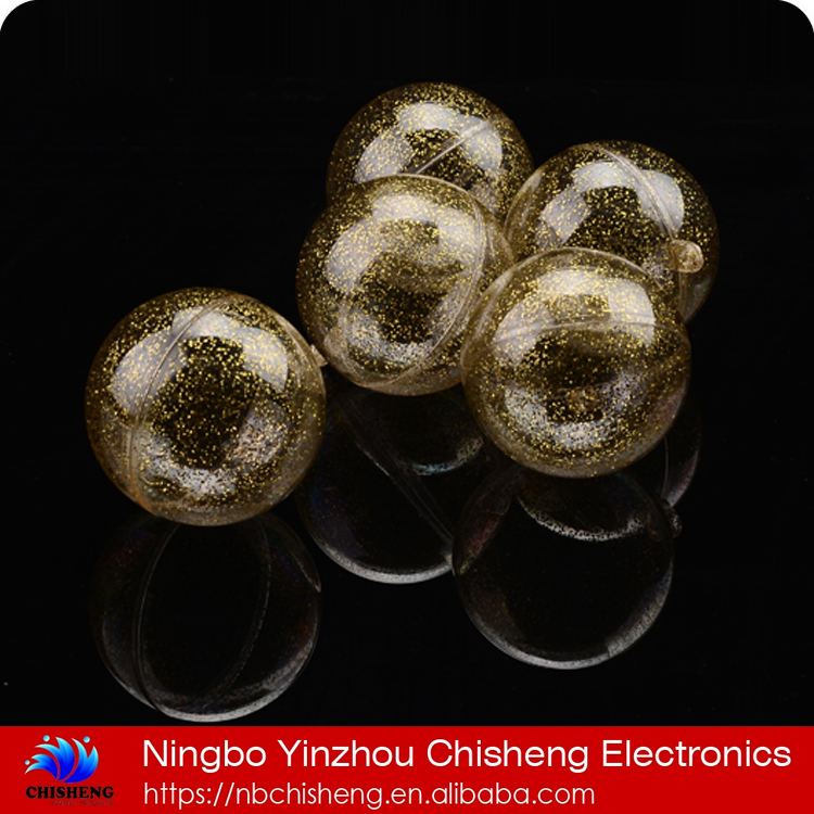 Latest style factory directly plastic hollow ball