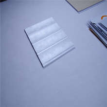 5.95m 30cm white color waterproof pvc ceiling board price