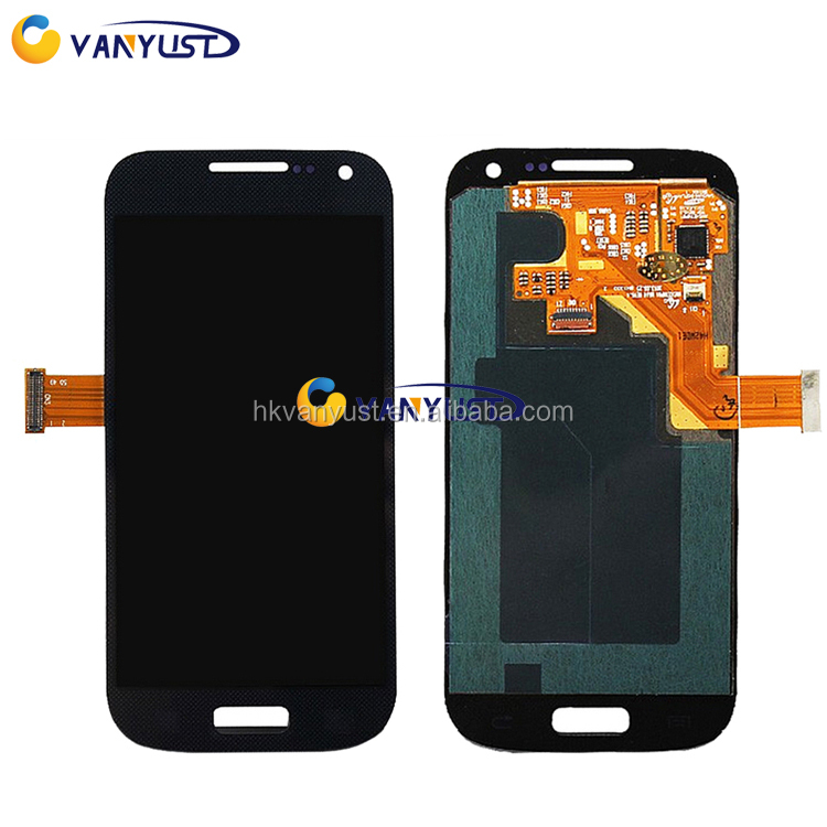 LCD Display Touch Digitizer Complete Screen Panels Replacement For Samsung Galaxy S4 Mini i9195 i9190