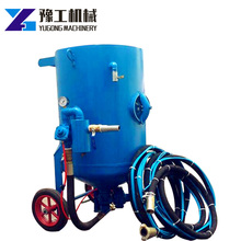 YG big power engine glass sandblasting engraving machine vacuum sandblaster for commercial usage