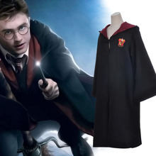 Harry Potter magic robe cosplay uniforms