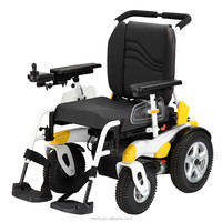 P210 2016 new design reclining handicapped electric wheelchair
