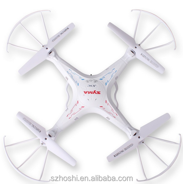 SYMA X5C 2.4G 4CH 6-Axis Aerial RC Helicopter Quadcopter Toys Gyro & 2.0MP Camera Remote Control UFO Quad Copter