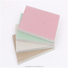 1220*2440 waterproof green Gypsum Board