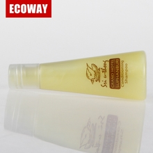 Wholesale custom toiletries cosmetic shampoo bottle design