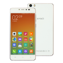 IPRO A58S 2.5D glass slim body MTK6735 Quad core unlocked smartphone 5 inch Dual Sim android 6.0 Smart Phone