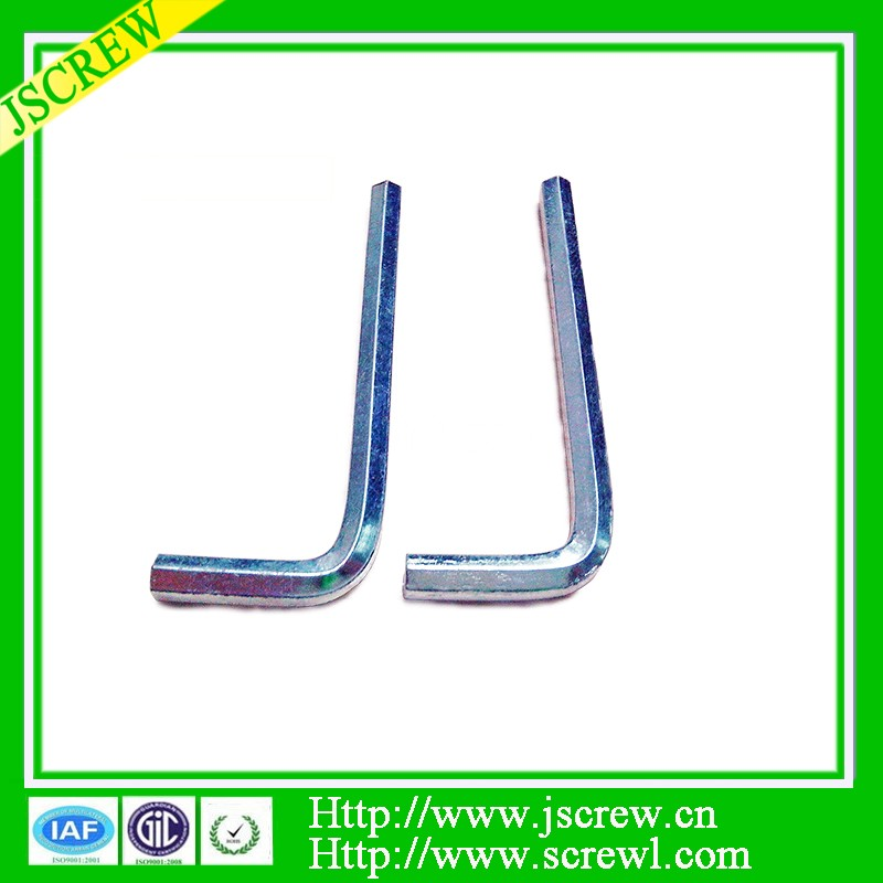 Factory L type extra long allen wrench