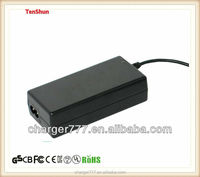 Low Cost 50w 24v 2a led power supply with CE UL SAA PSE KC