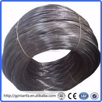 Guangzhou Manufacturer Black Annealed Wire 0.7mm/1.2mm/1.4mm/1.8mm/2mm/2.7mm/3mm/4mm(Guangzhou Factory)