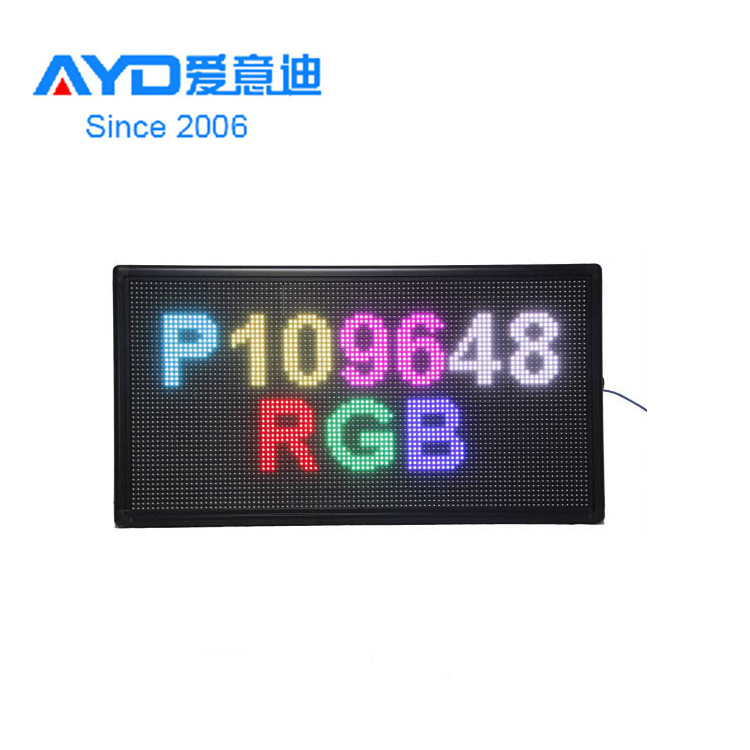 Factory Price P10 Outdoor Digital LED Display Screen/LED TV/Video Wall Panel
