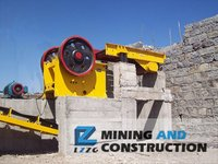 large stone mineral ores breaker equipment crusher for various materials jaw crusher