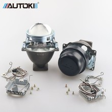 AUTOKI D2S Mini hid Q5 bi xenon projector for retrofit headlight lens 3 years warrantry