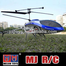 168CM 4ch outdoor big single blade remote control rc helicopter for sale