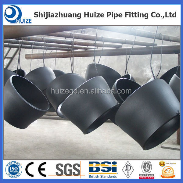 A234-WPB Concentric Reducer carbonsteel pipe fittings