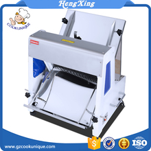 industrial manual automatic bread slicer and bread slicing machine