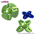 Hot Popular Aluminum gyro fidget spinner hand