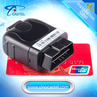 GPS mileage tracker car gps monitoring system