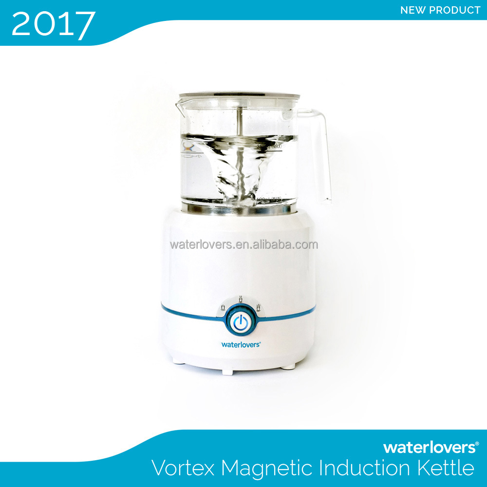 Vortex Magnetic Induction 350ml Tea Pot Kettle
