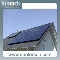 brackets solar roof/tile roof installation support mounting systems