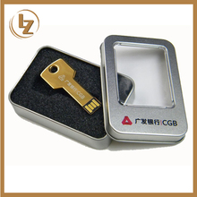 Factory Price High Quality Key Shape Flash Bulk 1GB USB Flash Drives