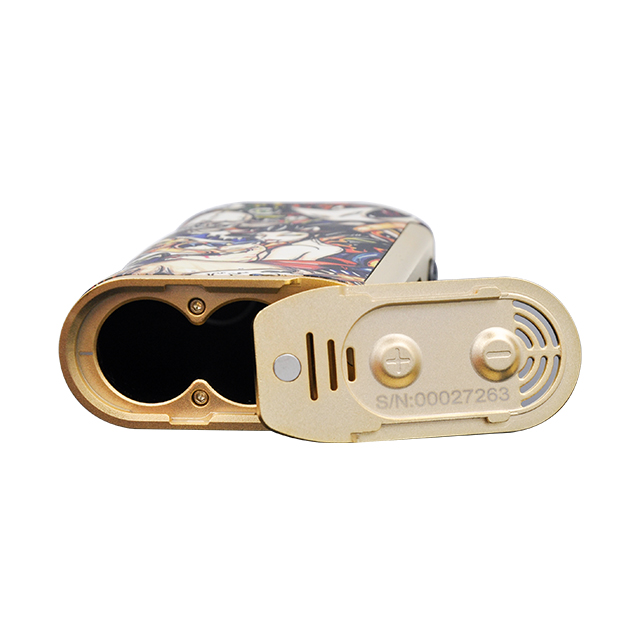 Asvape Michael 200W Box Mod With Dual 18650 Battery