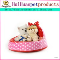 Beautiful decoration princeess dog bed