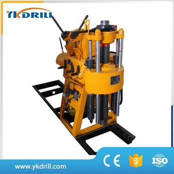 factory direct sale 100 m drill depth Mini water well drilling rig for sale
