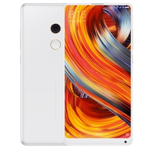 Original Xiaomi MI MIX 2, 8GB+128GB, 5.99 inch Full Screen, Qualcomm Snapdragon 835 Octa Core (White)
