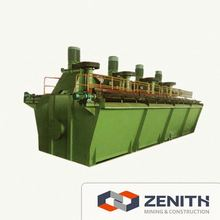 High quality copper ore processing equipment/ flotation machine