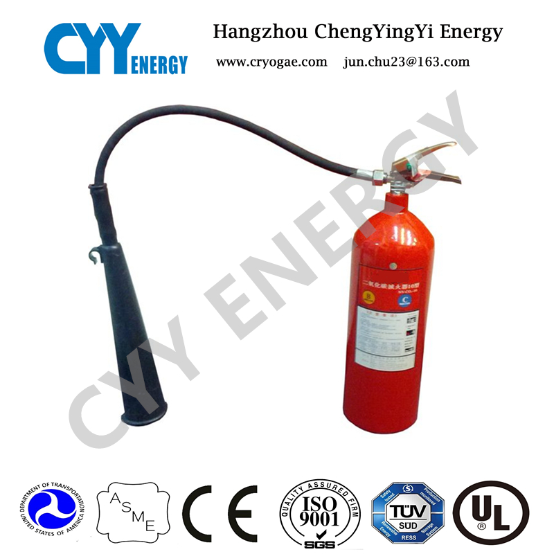 Durable Useful Fire Fighting Equipment Protable 2Kg Portable Fire Extinguisher Bottle