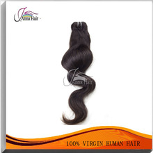 100% top quality human hair top sale fake hair bun