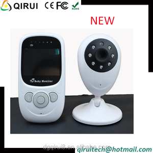 2016 2.4 inches Baby Transmitter monitor wireless 220V new