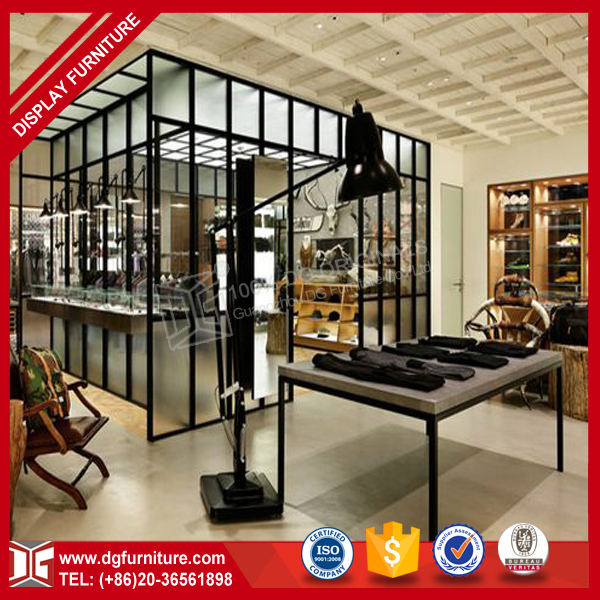 Free design wholesale furniture for clothing store ,clothing department store suppliers