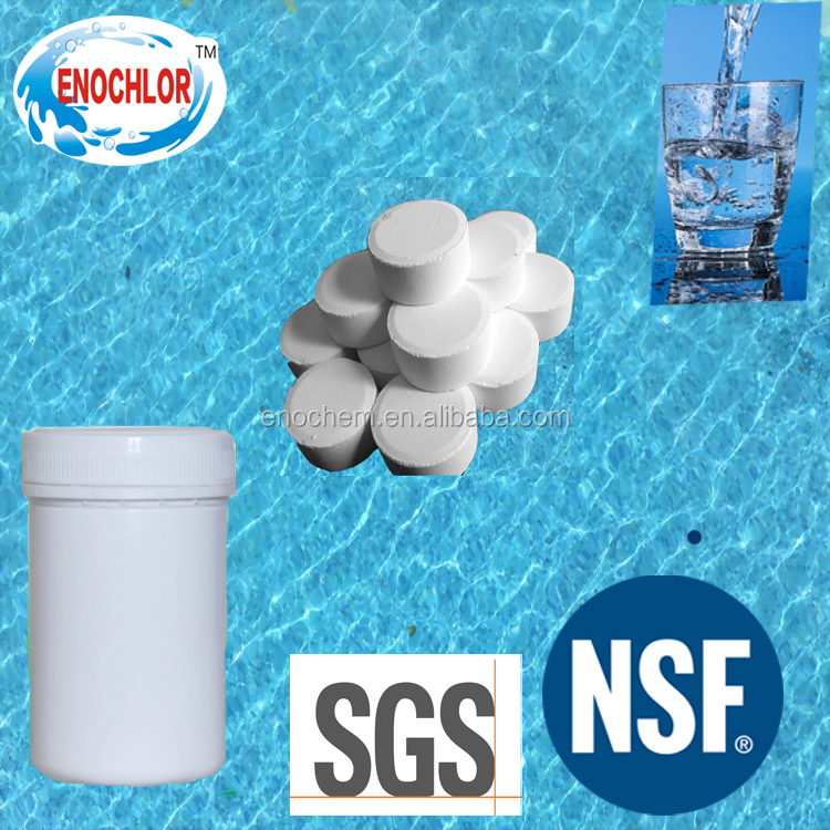 food grade disinfectant calcium hypochlorite chlorine tablets