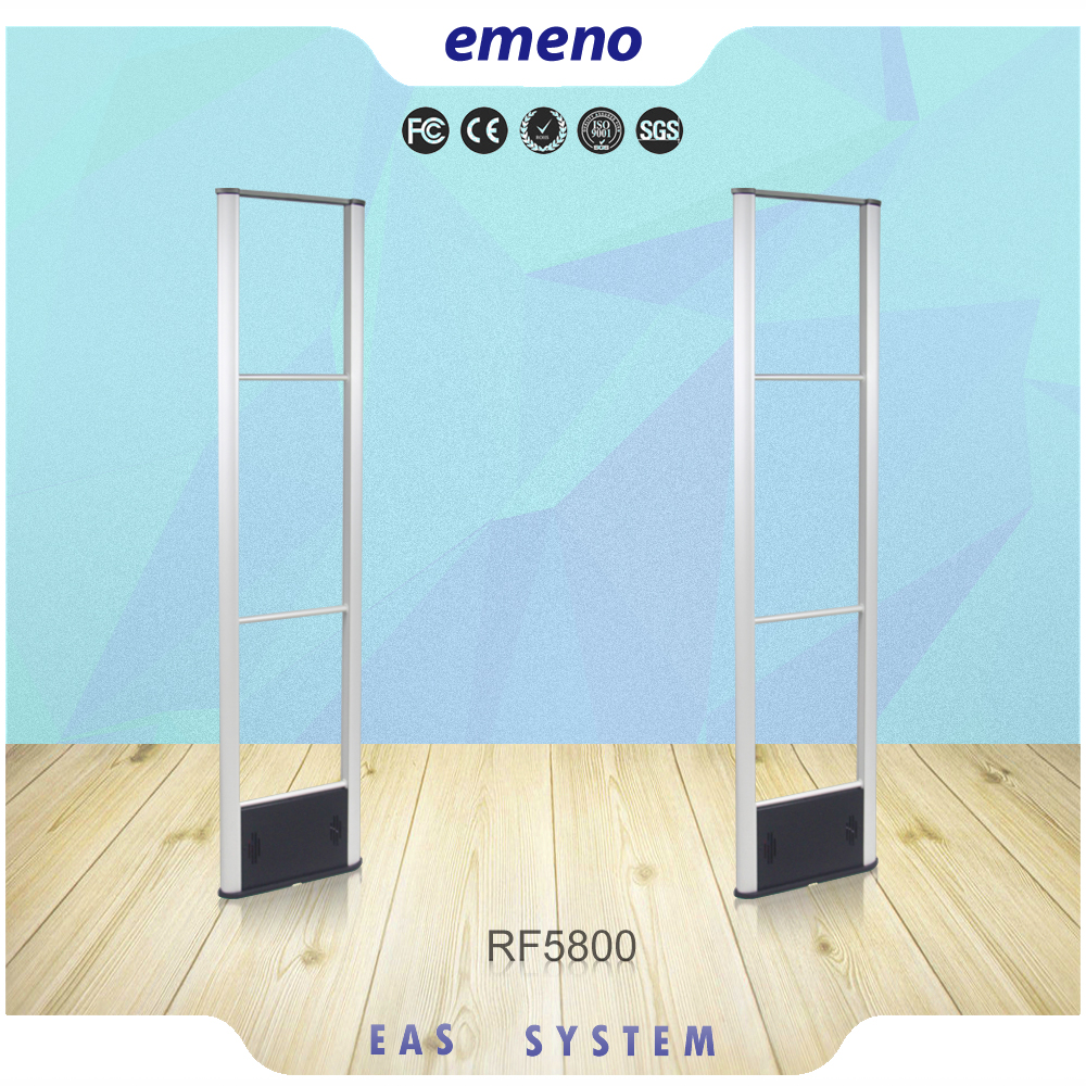 EAS alarm gate retail anti theft system 8.2mhz eas rf supermarket securtiy system