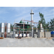waste oil collection equipment refining plant Top10 companies in uae