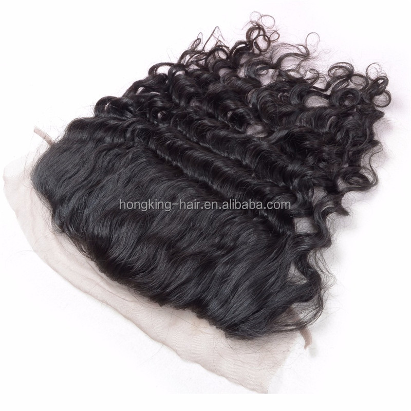 Wholesale Virgin Human Hair 13*4 Brazilian Virgin Hair Lace Frontal for sale