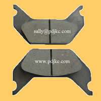 1430228H91 disc brake pads for industrial machinery