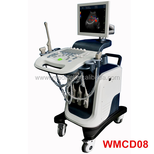 WMCD08 3d ultrasound machine price, doppler portatil 3d ecografo, 3d 4d colour doppler ultrasound price