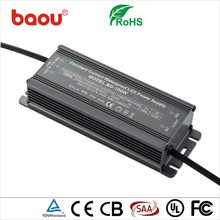 Baou constant current led driver 3000ma 100w for led street light