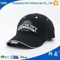 New Arrival Winter Cotton Hats Caps Fancy Removable Logo Baseball Cap With High Quality