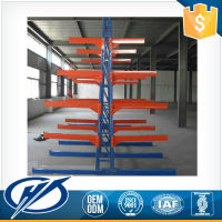 Factory Direct Price ISO Standard Standing Bulk Storage Cantilever Lumber Racking Kayak