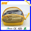 Bag factory wholesale pvc mesh cosmetic bags
