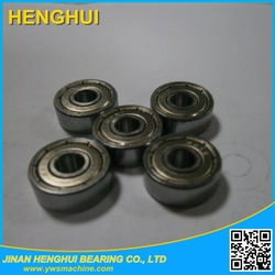 yws brand R series inch size deep groove ball bearing car used for 6.35*15.875*4.978mm R4