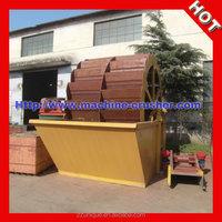 China New Wheel Sand Washing Machine Manufacturer