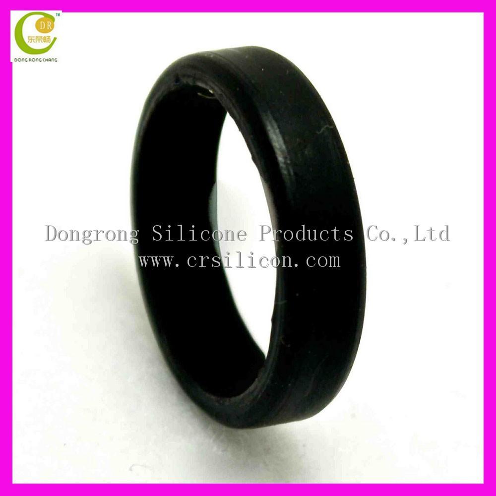 2015 New Popular Rubber Thumb Rings Diamond Silicone Finger Rings,silicone  Diamond Finger Rings,black Silicone Wedding Rings  Buy Black Silicone  Wedding